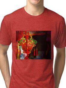 Good Luck Hanger Tri-blend T-Shirt