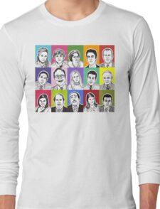 The Office Cast Long Sleeve T-Shirt