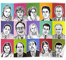 The Office Cast Poster
