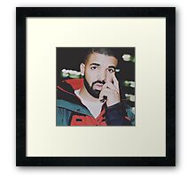 Drake Summer 16  Framed Print