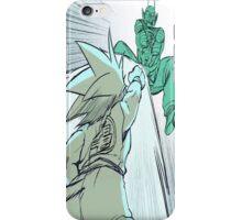 Dragon Ball final iPhone Case/Skin