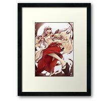 Izumi Framed Print