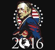 Underwood for 2016 by jimiyo