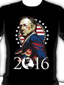 Underwood for 2016 T-Shirt