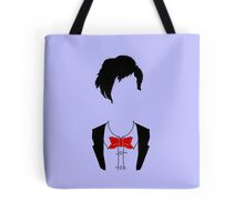 Eleventh Doctor Silhouette Tote Bag