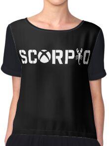 Xbox Scorpio Chiffon Top