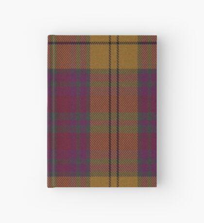 02841 Barnstable County, Massachusetts Tartan  Hardcover Journal