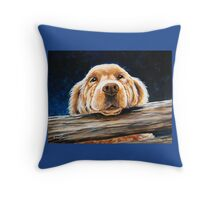 They'll Be Home Soon Throw Pillow