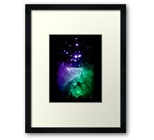 We are the Universe Framed Print