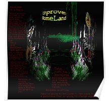 UNPROVEN HOMELAND chapter 1 Poster