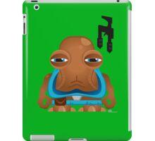 MiniWars: HammerHead Figure iPad Case/Skin