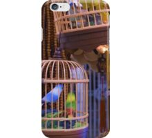 """She a Bird Trap"" iPhone Case/Skin"