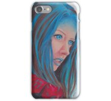 touch me and die, vermin.  iPhone Case/Skin