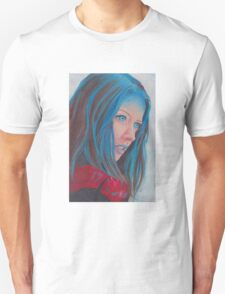 touch me and die, vermin.  Unisex T-Shirt
