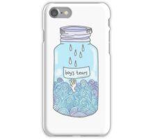 Boys Tears iPhone Case/Skin