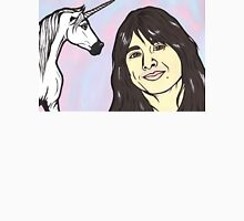 Steve Perry and Unicorn Unisex T-Shirt