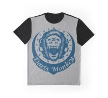 DARTS MONKEY (DARK) Graphic T-Shirt