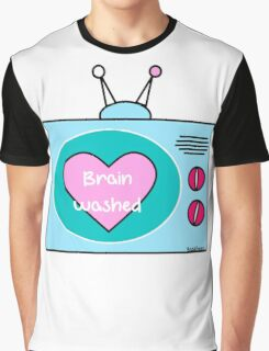 Brain Washed Graphic T-Shirt
