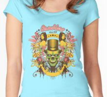 Gamblers Women's Fitted Scoop T-Shirt