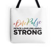 #OnePulse - remembering Orlando Tote Bag