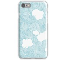 Cloud Pattern iPhone Case/Skin