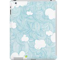 Cloud Pattern iPad Case/Skin