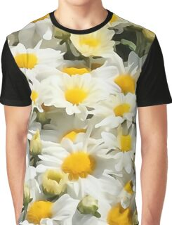 Fall Blooms Graphic T-Shirt