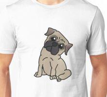 Chibi pug Unisex T-Shirt