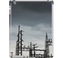 Power Forces iPad Case/Skin