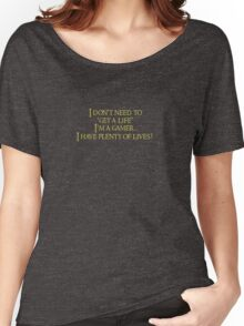 I'm a gamer. Women's Relaxed Fit T-Shirt