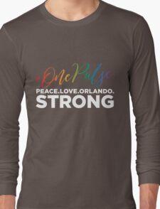 #OnePulse - remembering Orlando Long Sleeve T-Shirt