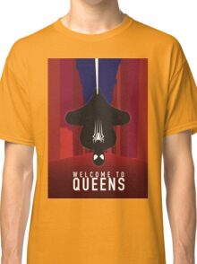 Welcome To Queens Classic T-Shirt