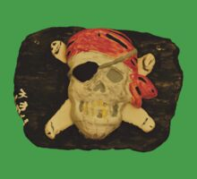 Jolly Roger by Kim McClain Gregal
