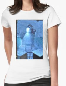 Desolate, As Is Womens Fitted T-Shirt