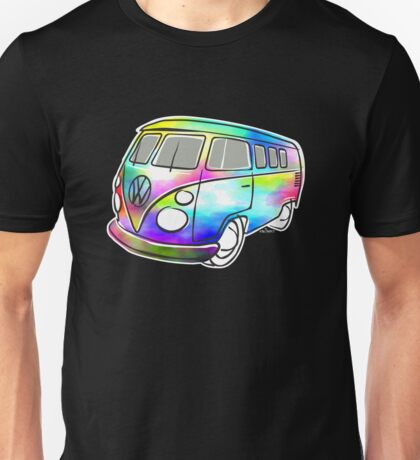 VW T1 magic bus Unisex T-Shirt