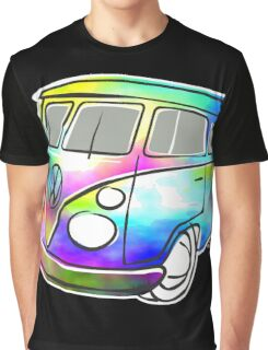 VW T1 magic bus Graphic T-Shirt