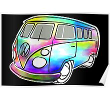 VW T1 magic bus Poster