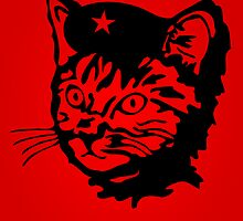 Che Cat by pda1986