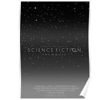Science Fiction: The Movie!- Gray Poster