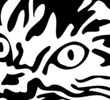 Che Cat Sticker