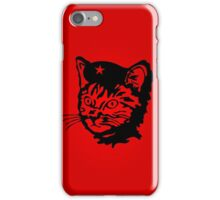 Che Cat iPhone Case/Skin