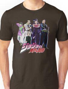Crazy Noisy Bizarre Town - Jojo's Bizarre Adventure Unisex T-Shirt
