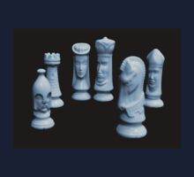 Chess Pieces by Schoolhouse62