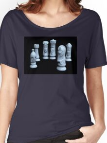 Chess Pieces Women's Relaxed Fit T-Shirt
