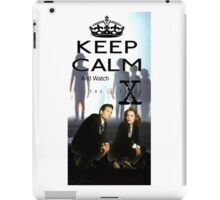 X Files 1 iPad Case/Skin