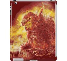 godzillava iPad Case/Skin