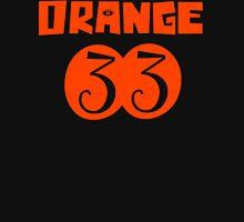 Orange 33 T Shirt Unisex T-Shirt