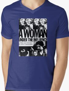 A Woman Under the Influence Mens V-Neck T-Shirt