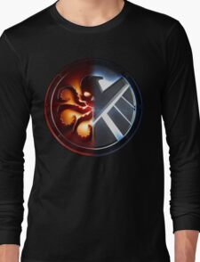 Agents of S.H.I.E.L.D or H.Y.D.R.A? Long Sleeve T-Shirt
