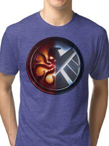 Agents of S.H.I.E.L.D or H.Y.D.R.A? Tri-blend T-Shirt